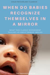 baby mirror test