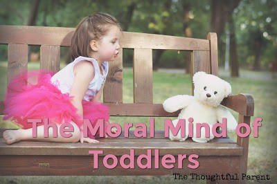 The Moral Mind of Toddlers