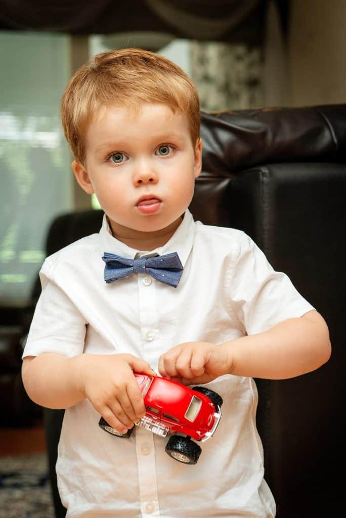 self regulation in toddlers