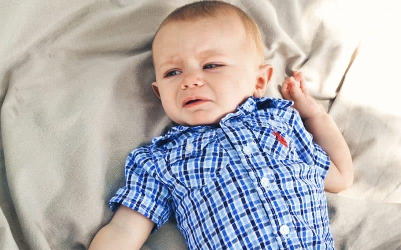 difficult baby temperament