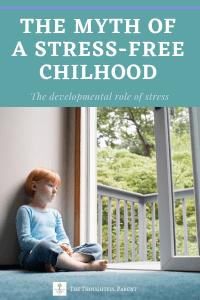 stress-free childhood
