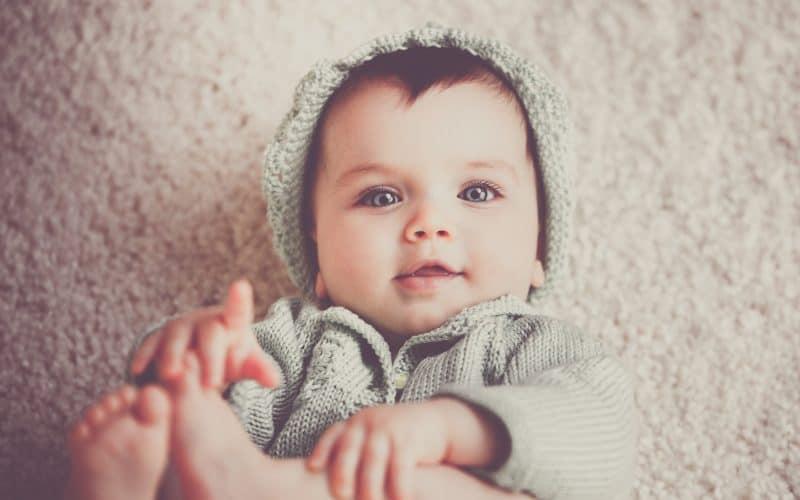 infant babbling