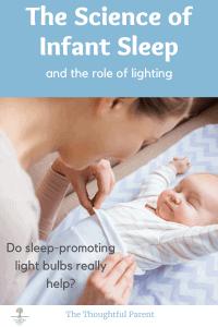 sleep ready light bulb