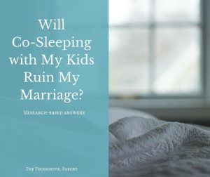 can co sleeping ruin your marriage
