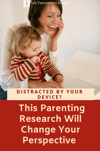 digitally distracted parents