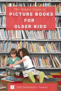 picture books that appeal to older kids