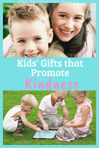 gifts that promote kindness