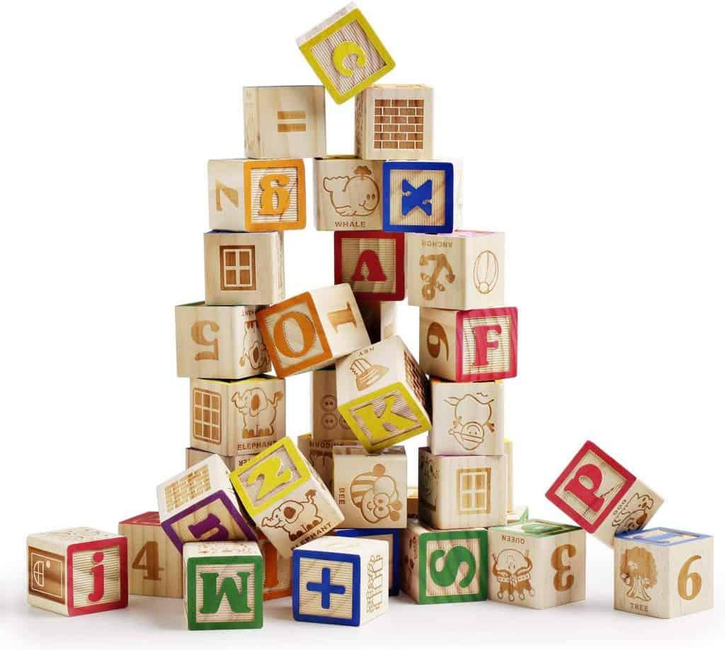 benefits of building blocks