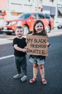 parenting goals racial justice