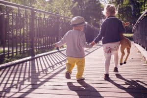 What is parenting and child development?