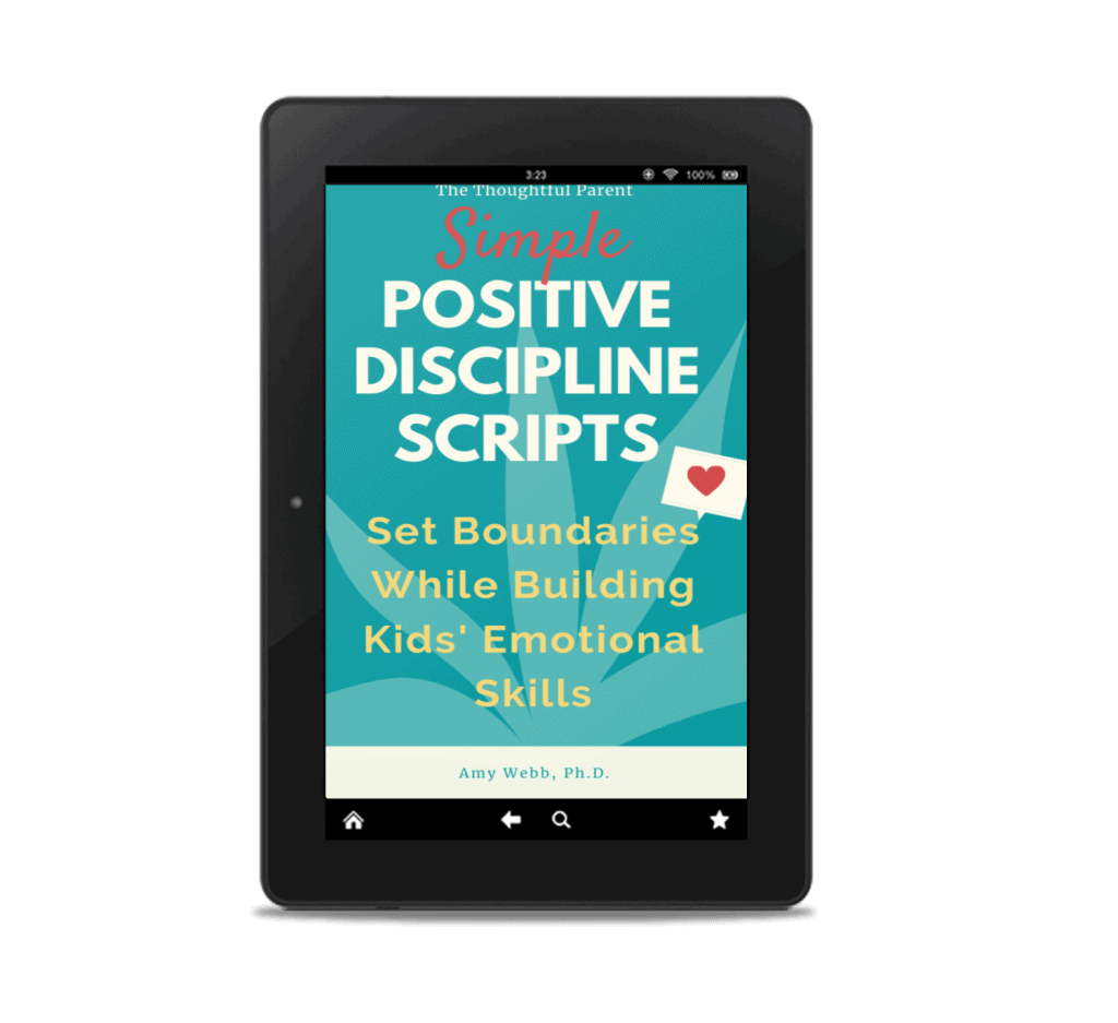 discipline without yelling