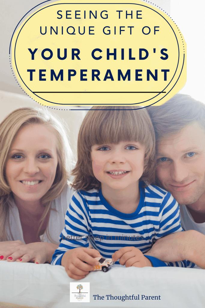 temperament in children