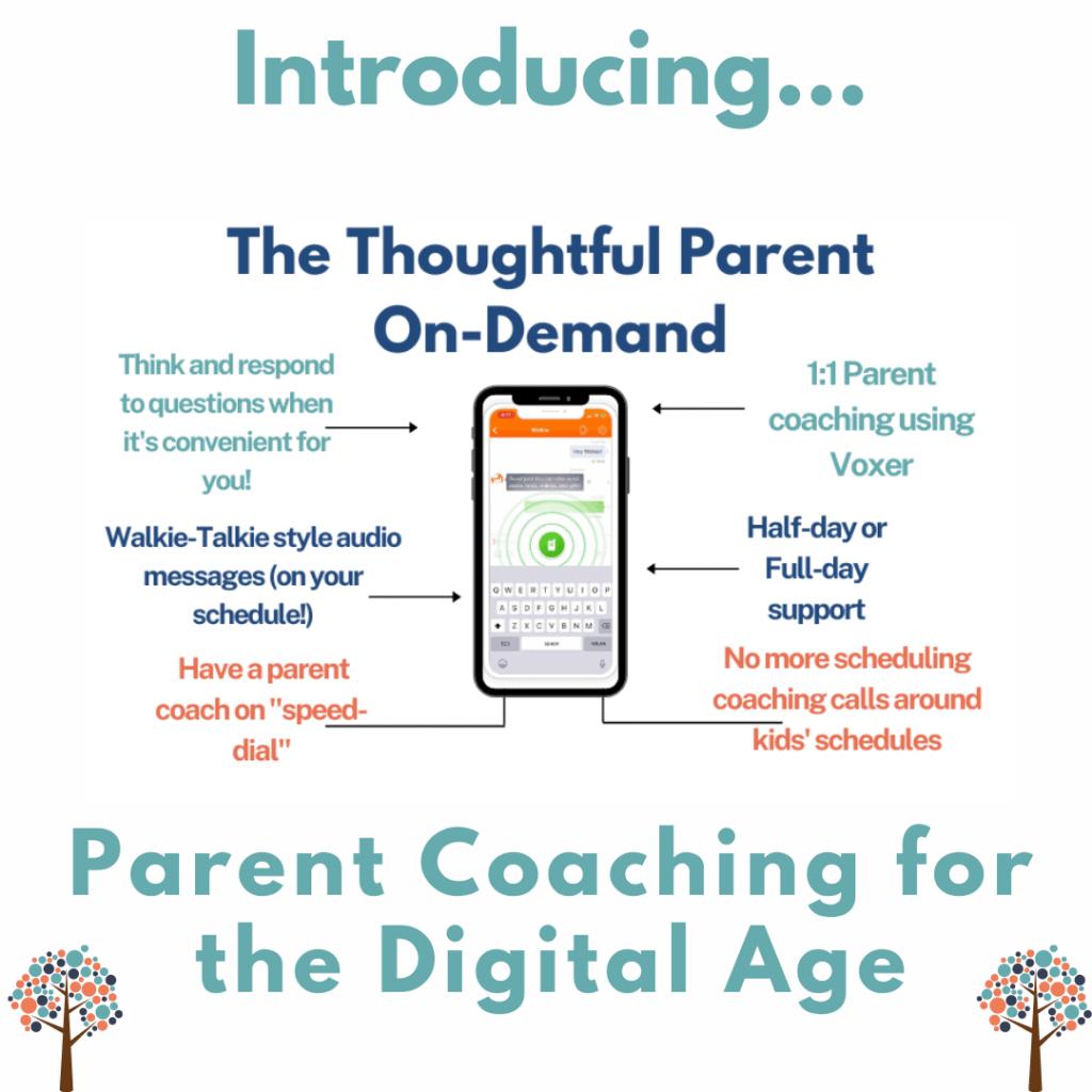 asynchronous parent coaching