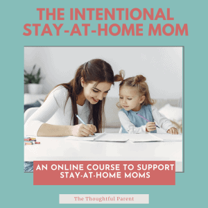 stay at home mom course