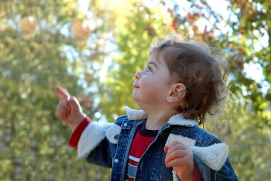 What is normal tantrums in toddlers