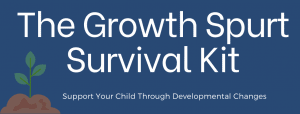 growth spurt in toddlers