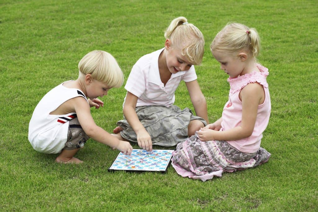 types of child behavior