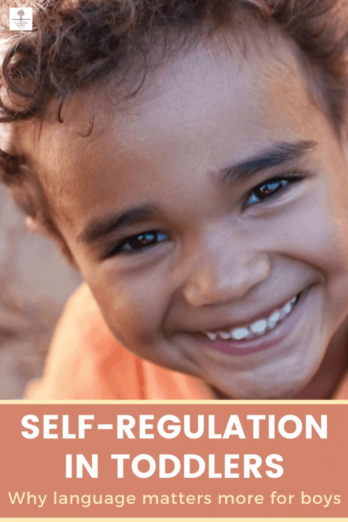 self-regulation in toddlers
