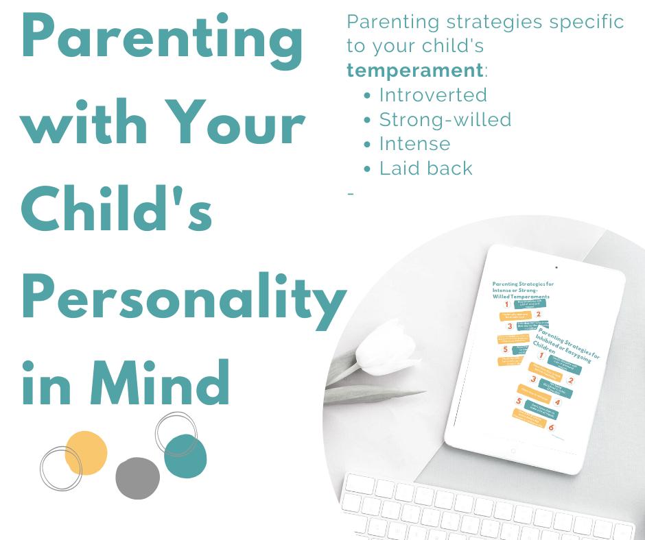 your child's temperament