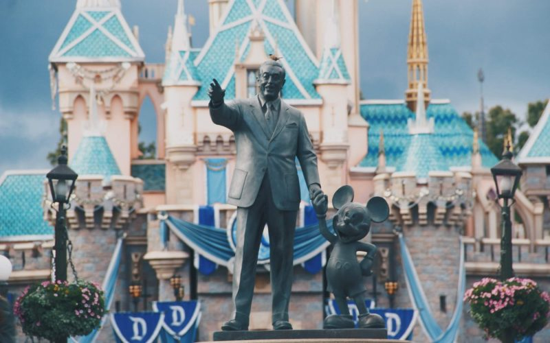 Is Disney World for toddlers?
