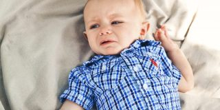 difficult baby temperament